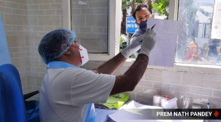 In Ahmedabad, BJM registers for WHO solidarity clinical trial