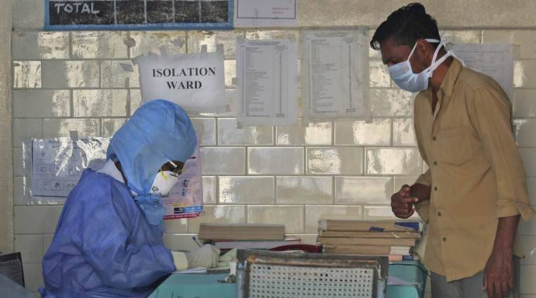 Gujarat coronavirus cases, ahmedabad hospital coronavius wards, coronavirus latest news, india covid-19 coronavirus latest news update