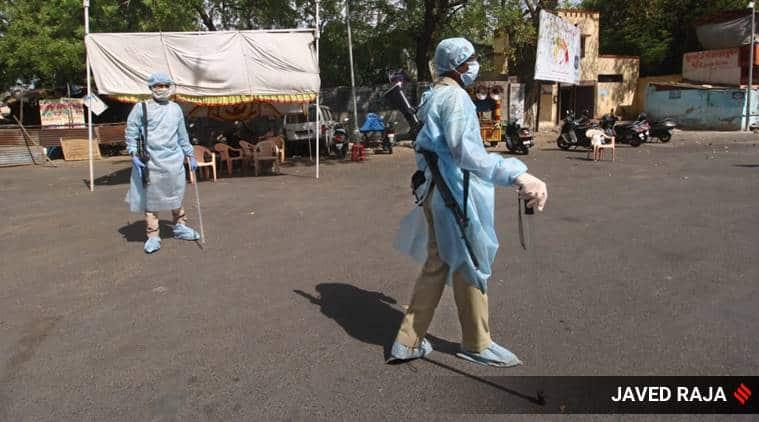 karnataka coronavirus cases, asha workers karnataka, asha workers protest karnataka, covid news karnataka