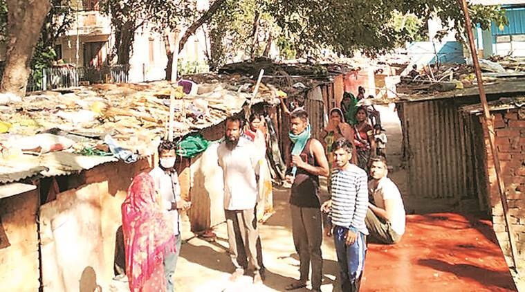 Delhi: At CR Park, those building a govt school are case study
