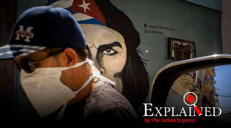 Explained: Amid Covid-19, how can Cuba afford to sends doctors abroad?