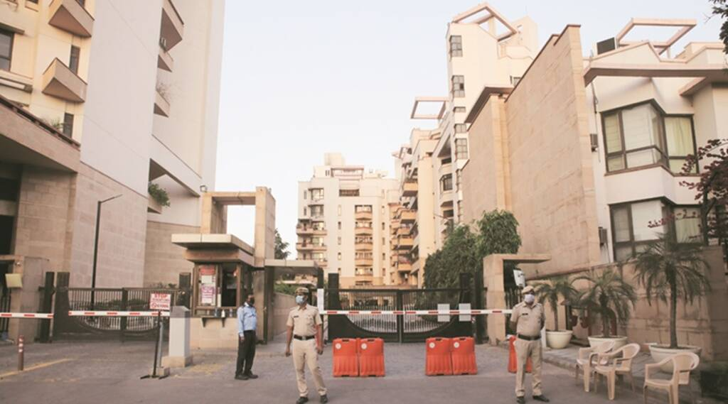 Lockdown hits security guards in Gurgaon, placement agencies say strapped for cash
