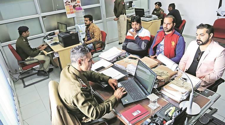 cyber crime investigation cell, ccic, chandigarh police, social media, coronavirus rumours, indian express news