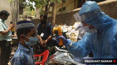 coronavirus, coronavirus Dharavi, coronavirus cases in Dharavi slum, Dharavi slum coronavirus cases, coronavirus cases Dharavi, Delhi slums coronavirus cases, Express Opinion, Indian Express