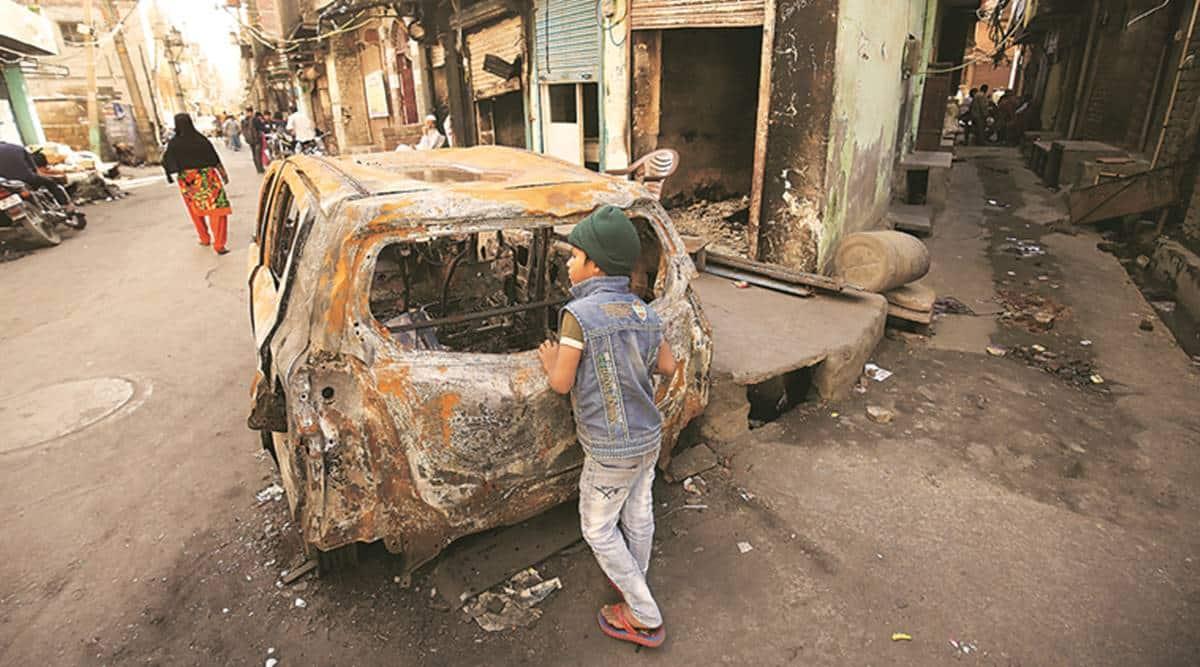 delhi riots, Delhi news, delhi riot victims, delhi riots probe, Northeast delhi riots, Anti-CAA protests, Indian express