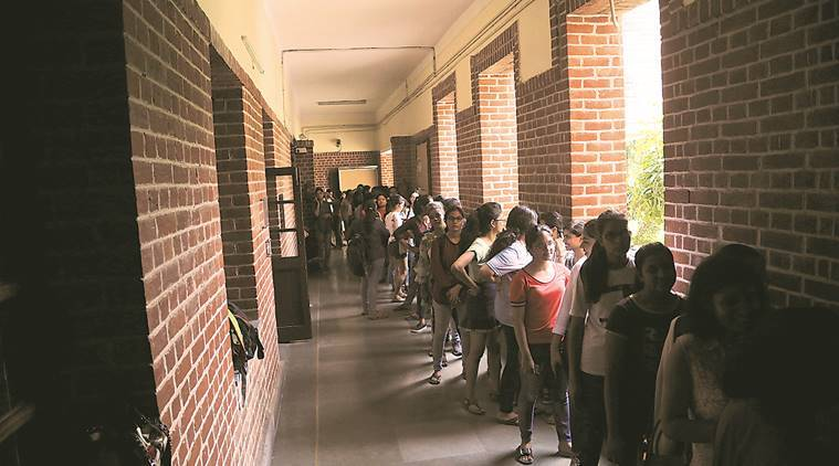 Poor Internet No Study Material Survey Finds Du Open Book Exam Is Not Feasible For Many Education News The Indian Express