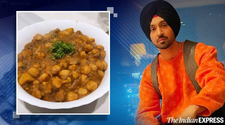 Quarantine cooking: After soybean and paneer, Diljit Dosanjh makes chhole