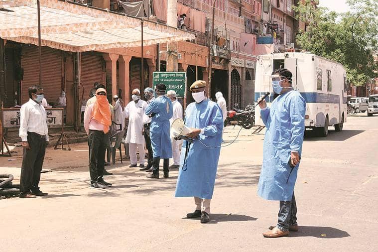 Rajasthan coronavirus cases, Rajasthan coronavirus death toll, rajasthan covid-19, india coronavirus death toll, coronavirus india news updates