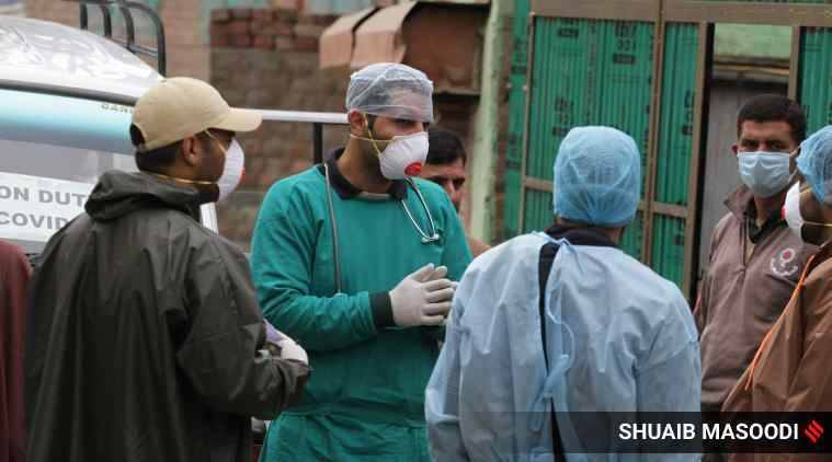 AIIMS, aiims resient doctors write to pm, doctors ppe, doctors without ppe, protective gear, doctors targeted, coronavirus, indian express