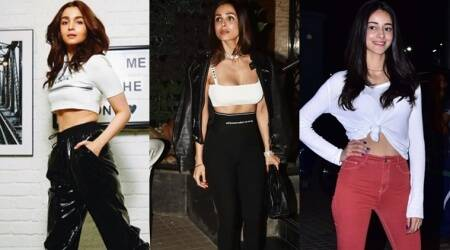 With summers here, let these Bollywood celebs show you how to wear the crop top with elan
