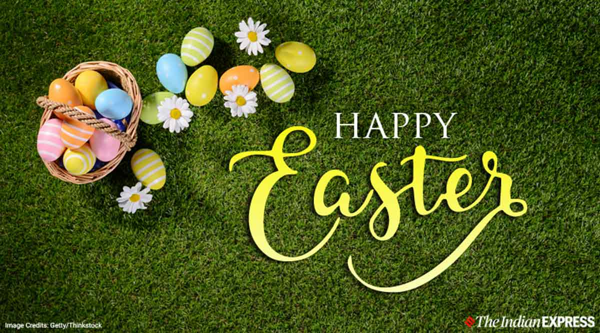 Happy Easter Sunday 2020: Wishes, Images, Quotes, Status, Messages,  Pictures, Greetings, HD Wallpaper, GIF Pics, and Photos
