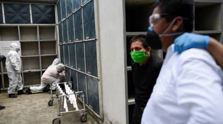 Ecuador coronavirus cases top 22,000 after release of delayed tests