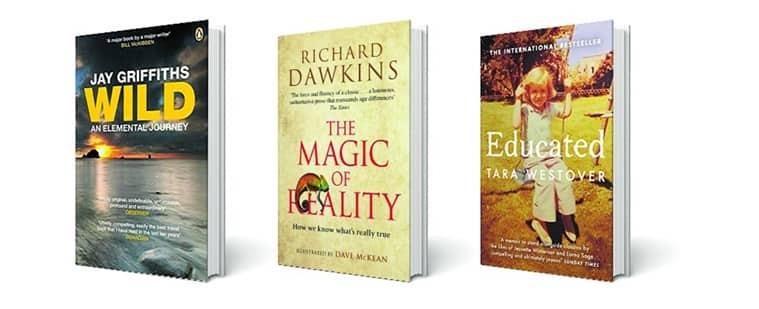 reading, Richard Dawkins, Jay Griffiths and Tara Westover, eye 2020, sunday eye, indian express news