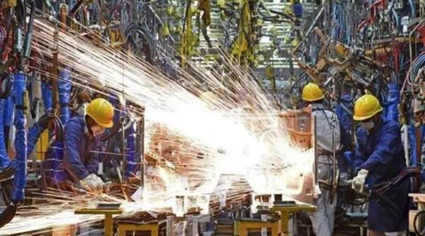 iip index, industrial production september, september iip, iip september, iip fall, economic crisis iip, indian express news, manufacturing sector, business, economy, india lockdown quarantine, coronavirus india, indian express