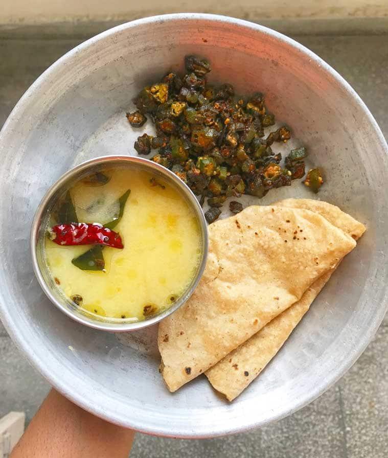 fajeto, fajeto recipe, fajeto gujarati dish, indian express lifestyle