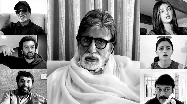 Amitabh Bachchan, Rajinikanth, Priyanka Chopra starrer Family is about self-isolation