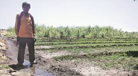 Farmers complain of rising prices of ration, falling rates of their produce
