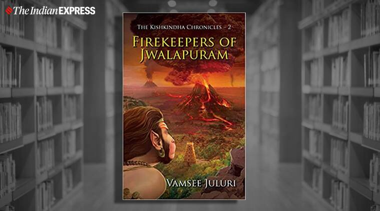 book excerpt, Saraswati's Intelligence: The Kishkindha Chronicles, Vamsee Juluri, FIREKEEPERS OF JWALAPURAM - THE KISHKINDHA CHRONICLES BOOK 2, indian express, indian express news
