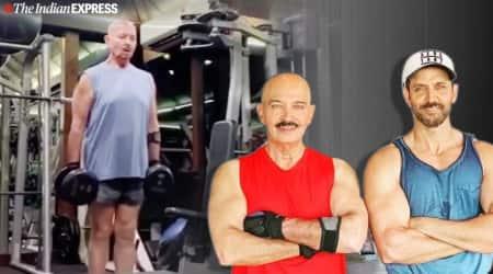 hrithik roshan, rakesh roshan, fitness