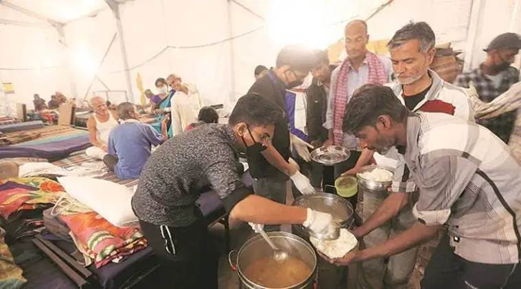 During lockdown: Haryana, Delhi gave most meals, Kerala sheltered 3 lakh, says govt
