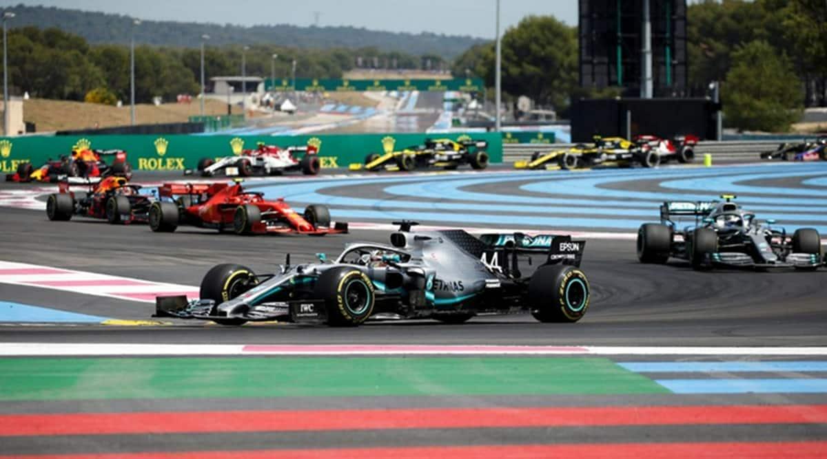 Formula 1 Kisakalenteri 2021