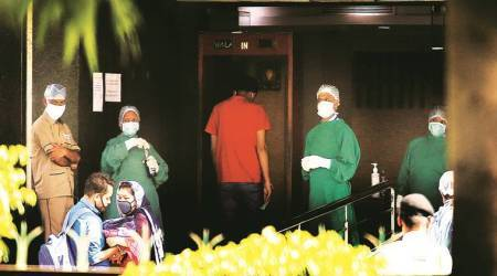 After two test positive at Ganga Ram hospital, 108 staff quarantined