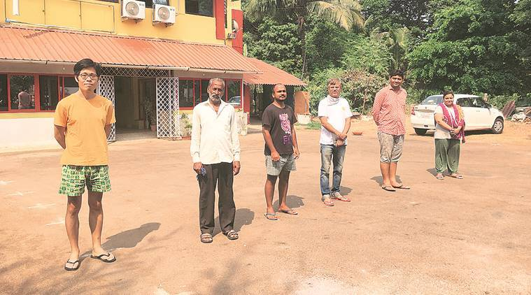 Goa: Labourers to newly-weds, a hostel home to many stranded in lockdown