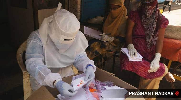 gujarat coronavirus cases, covid 19 cases gujarat, north gujarat recoveries, patan covid cases, coronavirus cases india, indian express