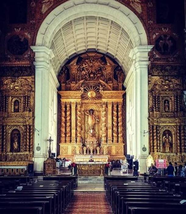 Basilica of Bom Jesus, unesco world heritage site