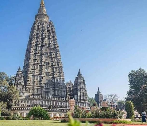 Mahabodhi Temple Complex, unesco world heritage site