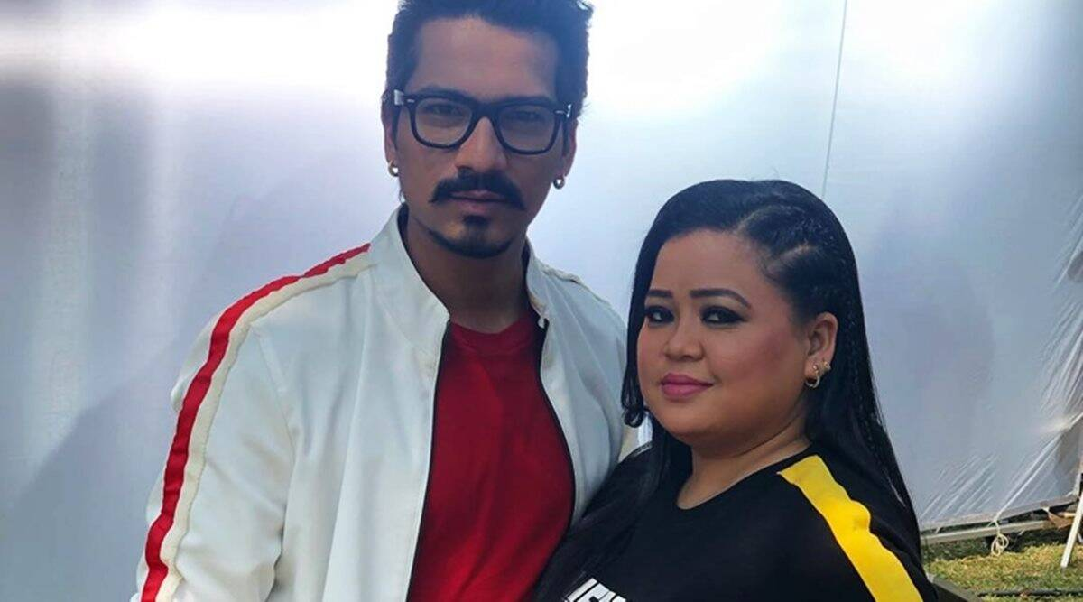 NCB Searches Comedian Bharti Singh s House Recovers Cannabis Cities News The Indian Express
