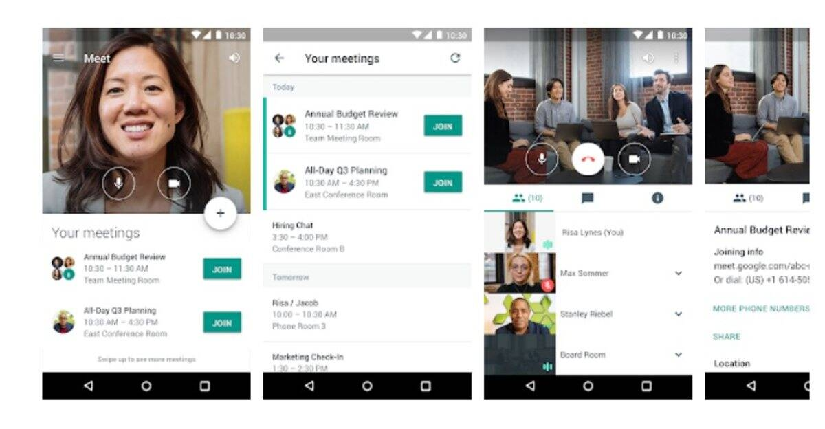 Forget Zoom, try out Google Meet for your next office video call ...
