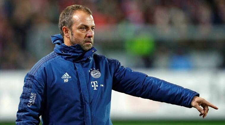 Bayern Munich gives interim manager Hansi Flick permanent deal through 2023