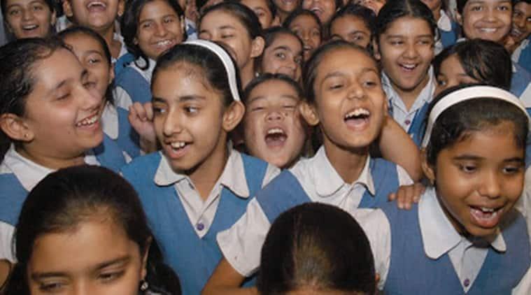 Happiness classes in Delhi government schools
