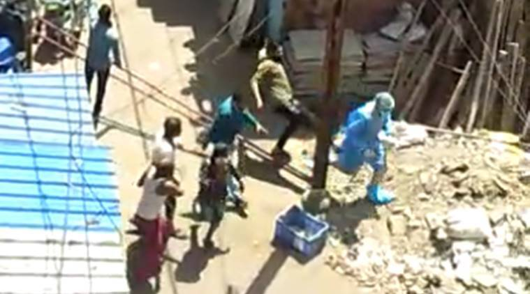 Coronavirus: Stone Pelted On Health Officials In Indore, Two Women Doctors Injured
