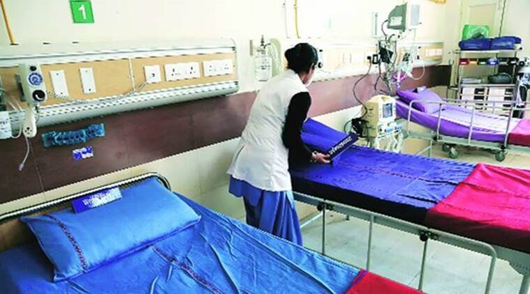 Day after testing positive, wife of AIIMS doctor gives birth to a boy