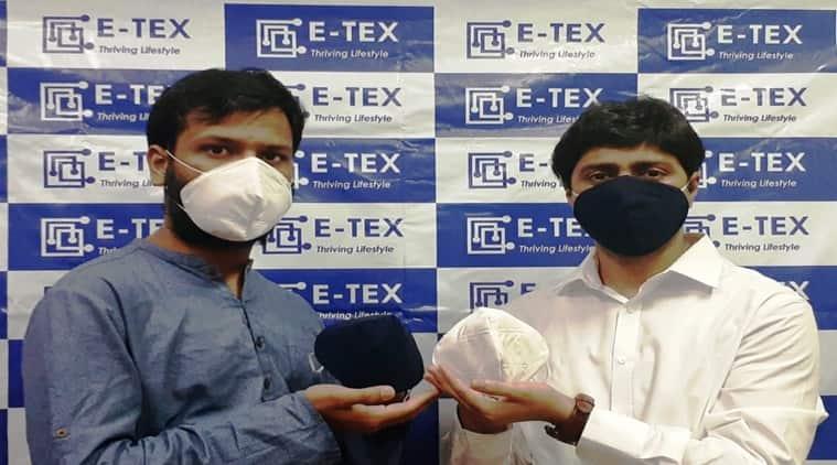 IIT Delhi, iit news, masks, corona masks, coronavirus update, covid-19 update, coronavirus india news today, education news, iit admissions, iit news,