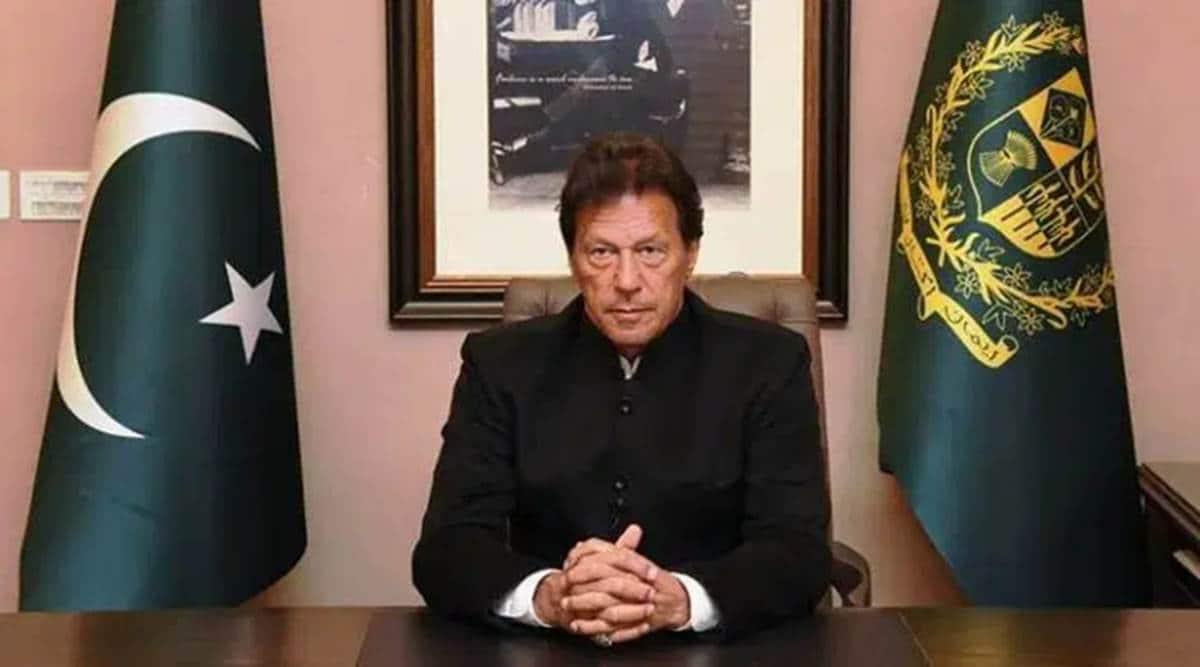 Pakistan PM Imran Khan blames 'vulgarity' for rise in rape cases | Pakistan News,The Indian Express