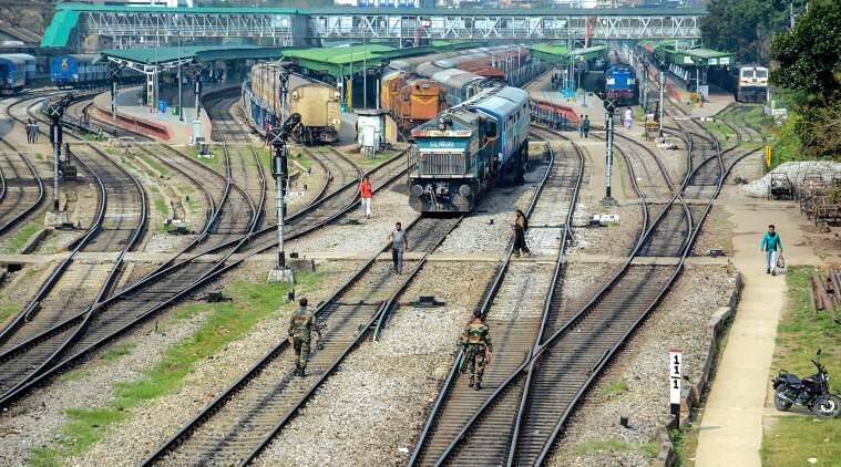 It was 1974 total strike of Railways that first showed India what life was without trains