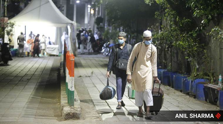 Already rampant communal virus in India is gleefully piggy-back riding on coronavirus
