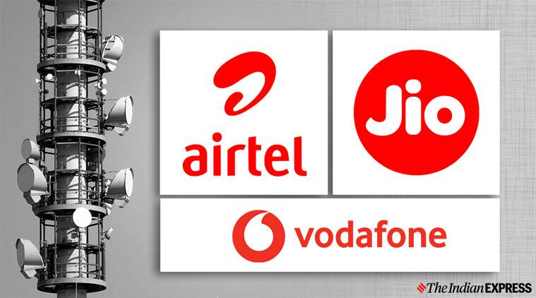 vodafone, airtel, jio, data prepaid packs, recharge plans with more data, data packs, data recharge plans