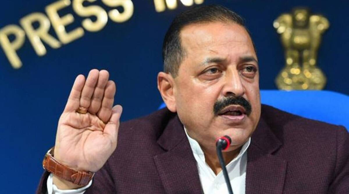 Jitendra Singh, Science and technology minister, DST