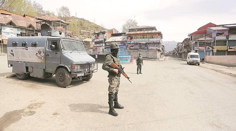 cop killed by militants, kishtwar attack, tander attack, policemen killed in kashmir, jammu and kashmir news, indian express
