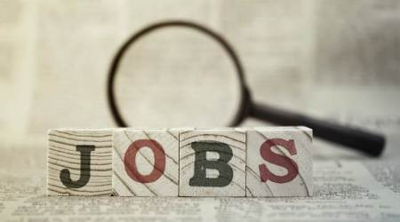Jobs in india, unemployment, job situation improvement in india, indian economy, indian express