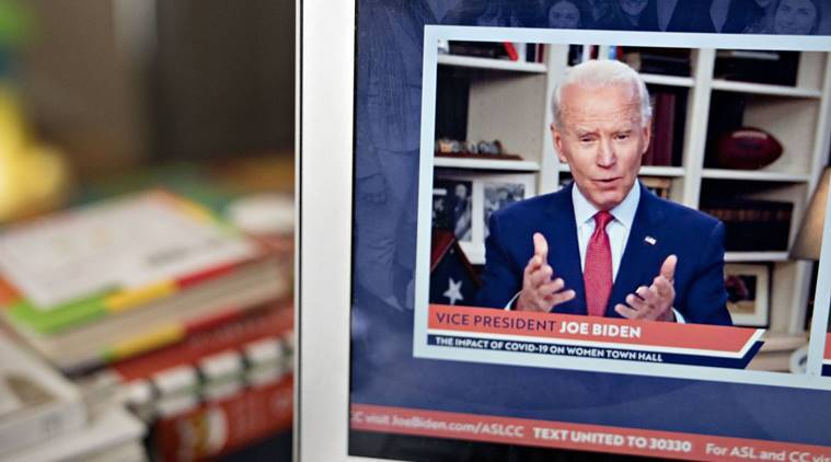 Joe Biden launches formal search for presidential running mate