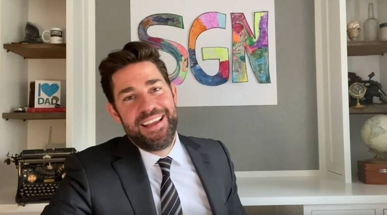 PLAYLIST: John Krasinski's Some Good News