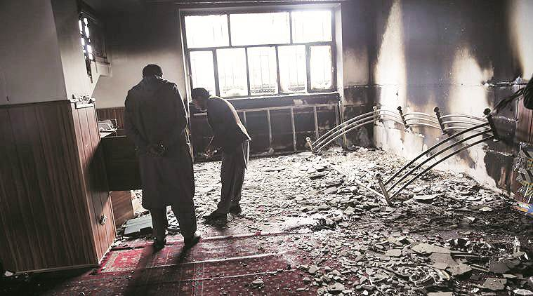 NIA files case over Kabul gurdwara attack