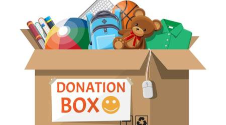 children doing charity in lockdown, initiatives taken by children amid pandemic, parenting, indian express, indian express news