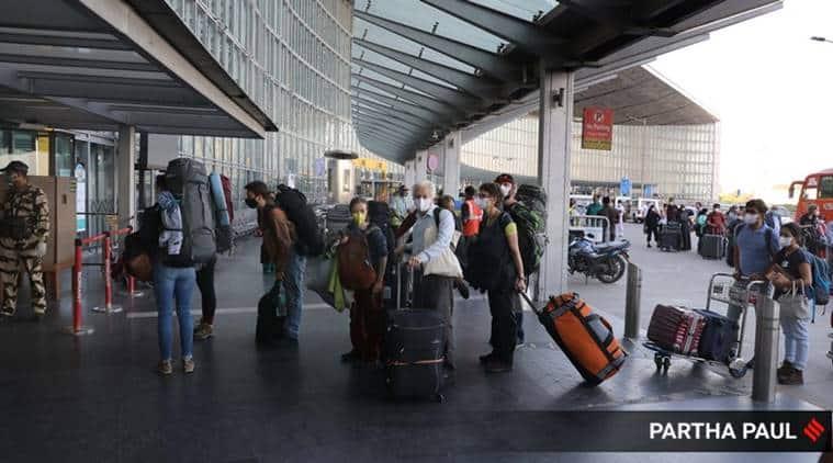 gujarat lockdown, foreigners stuck in gujarat, gujarat UK nationals flight, UK nationals in india lockdown, ahmedabad news, gujarat coronavirus