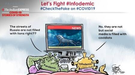 Infodemic and Pandemic join hands to take on COVID-19 fake news in Assam